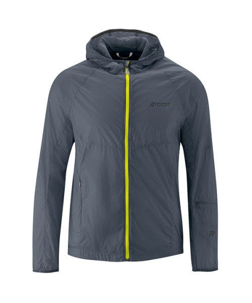 Maier Sports Feathery M Windprotect ombre blue