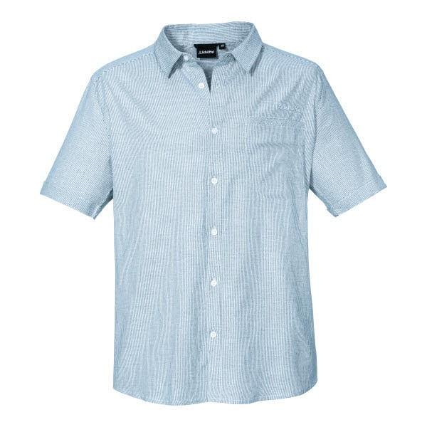 Schöffel Shirt Wakefield M blue shadow