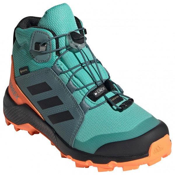 Adidas TERREX MID GTX KIDS ACIMIN/CBLACK/SCRORA