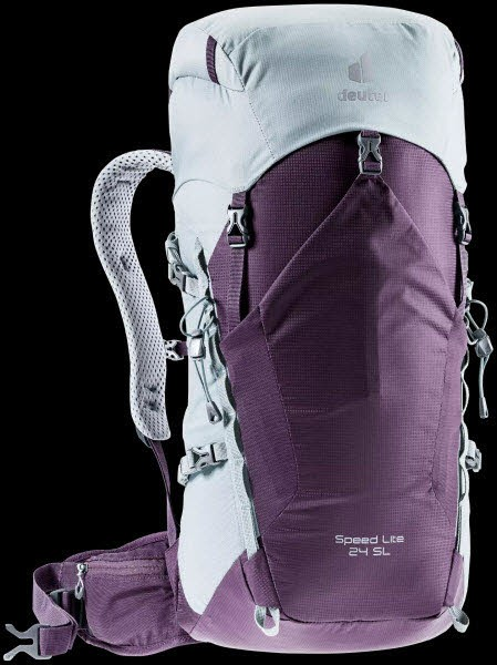 Deuter Speed Lite 24 SL plum-tin