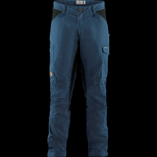 Fjäll Raven Kaipak Trousers M Uncle Blue-Dark Grey