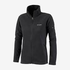 Columbia Fast Trek II Jacket Black