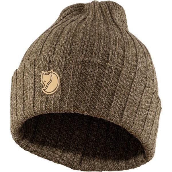 Fjäll Raven Byron Hat Dark Olive-Taupe