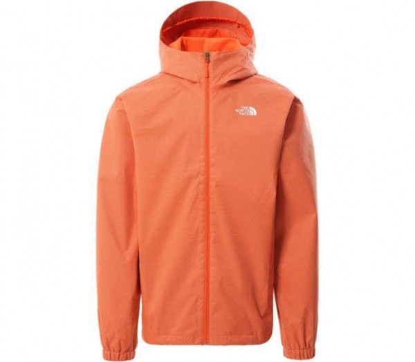 The North Face M QUEST JACKET FLAME BLACK HEATHER
