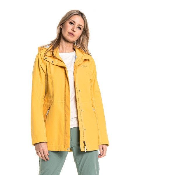 Schöffel Jacket Eastleigh L samoan sun