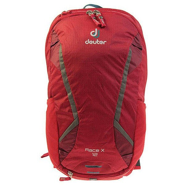 Deuter Race X chili-cranberry