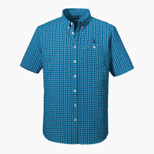 Schöffel Shirt Kuopio3 directoire blue