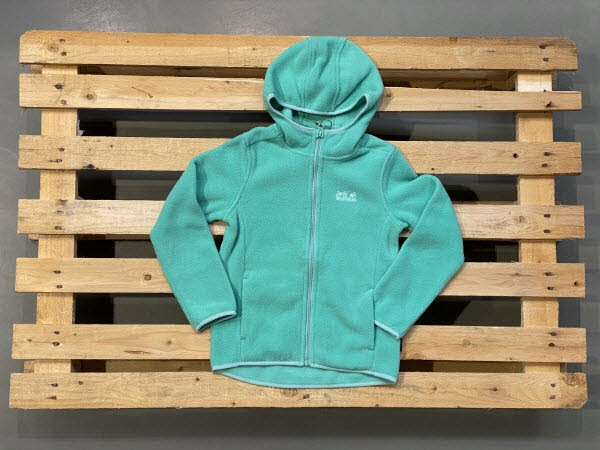 BAKSMALLA HOODED JACKET KIDS