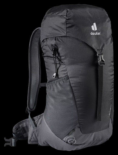 Deuter AC Lite 24 black-graphite
