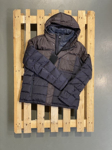 MAN DOWN JACKET FIX HOOD