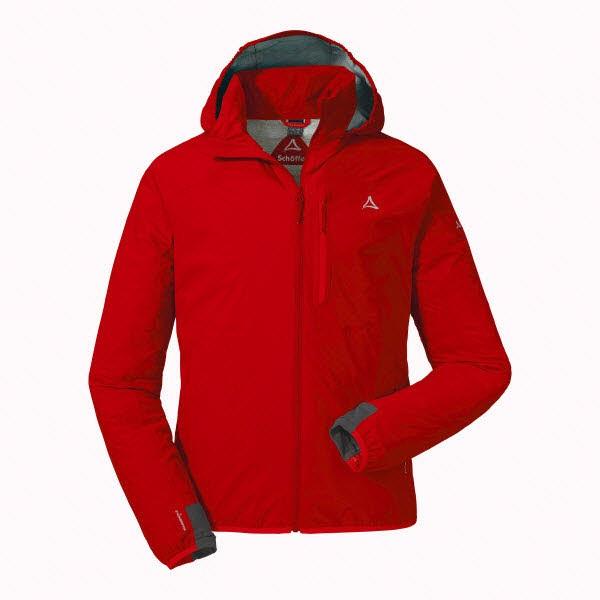 Schöffel Jacket Toronto4 fiery red