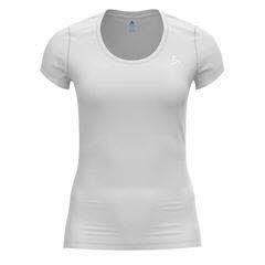 Odlo NOS BL TOP Crew neck s/s ACTIVE F-, white
