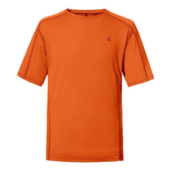 Schöffel T Shirt Bosconero M tigerlily