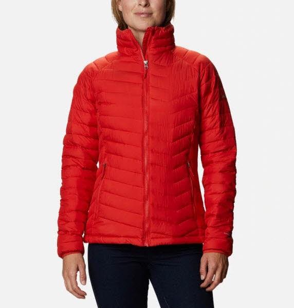 Columbia Powder Lite Jacket Bold Orange