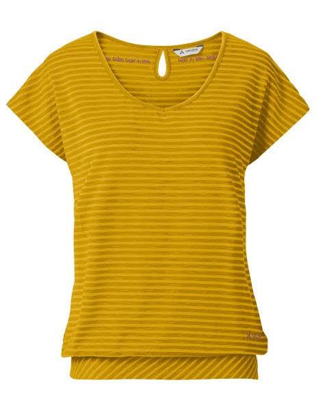 Vaude Wo Skomer T-Shirt II marigold