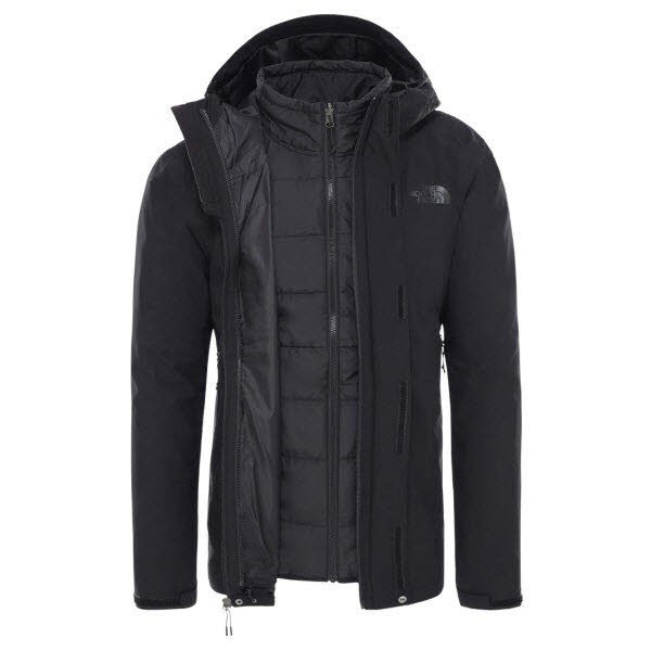 The North Face M CARTO TRICL.JKT. black