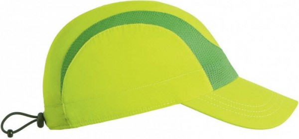Stöhr Kids Mesh Cap UV+ grün