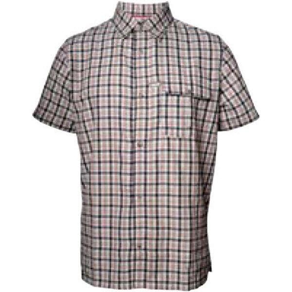 Asker 1/2 Shirt dark grey