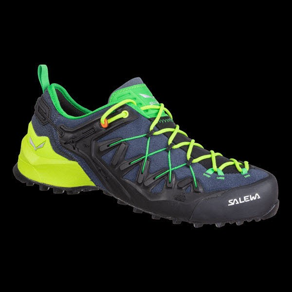 Salewa MS WILDFIRE EDGE Ombre Blue/Fluo Yell