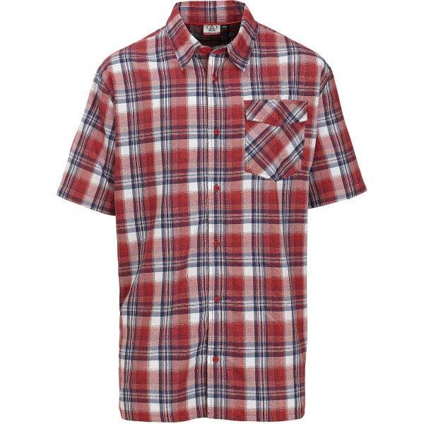 Asker II - 1/2 Shirt chilli red