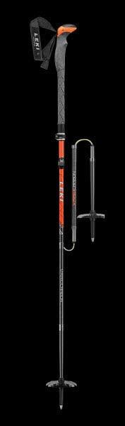 Leki Tour Stick Vario Carbon mehrfarbig