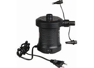 220-240 V Elektro-Gebläsepumpe schwarz-weiss