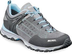 Meindl Ontario Lady GTX grau/azurblau