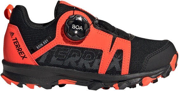 Adidas TERREX AGRAVIC BOA KIDS CBLACK/FTWWHT/SOLRED