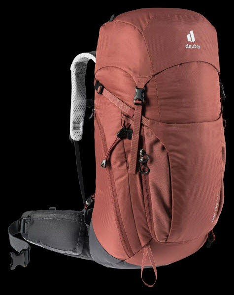 Deuter Trail Pro 34 SL redwood-graphite