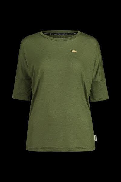Cluozza 3/4 Shirt moss