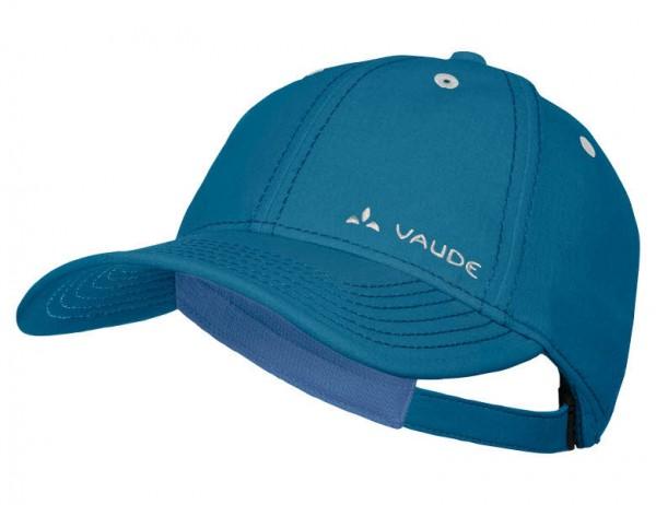 Vaude Softshell Cap UPF40+ kingfisher
