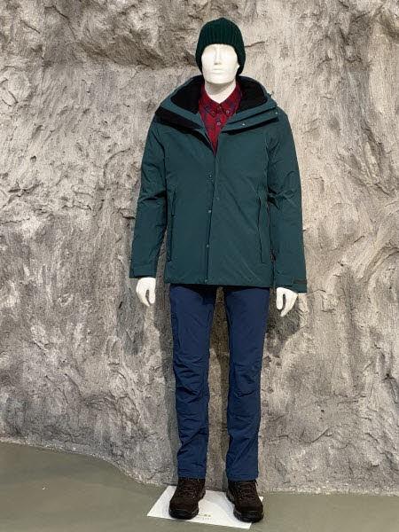 Schöffel Ins. Jacket Toubkal M sea moss