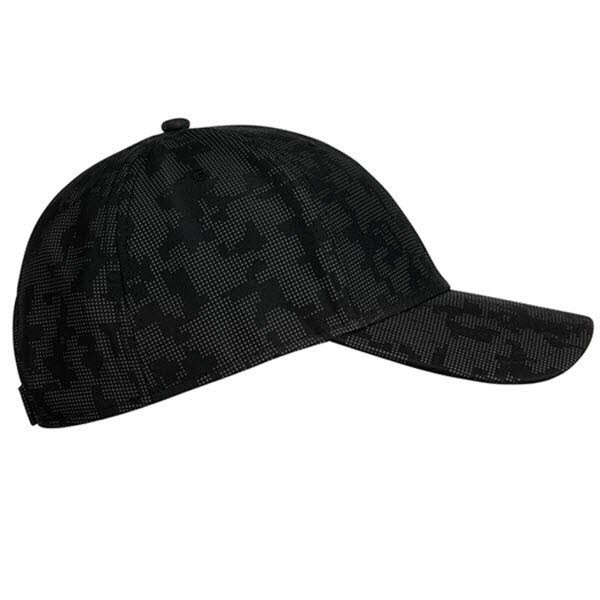 Stöhr Camou Cap schwarz/grau