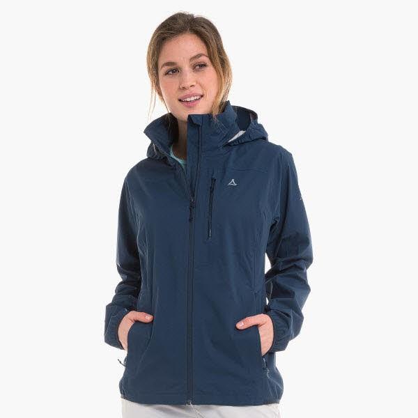 Schöffel Jacket Neufundland4 dress blues