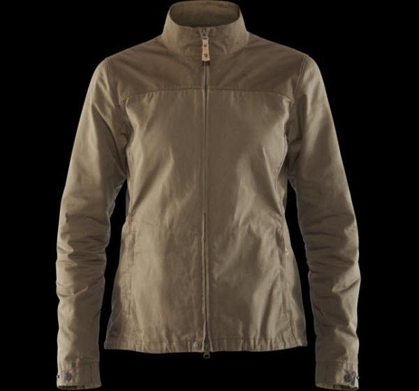 Fjäll Raven Kiruna Lite Jacket W Khaki