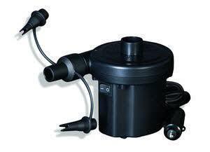 12V Elektro Pumpe schwarz