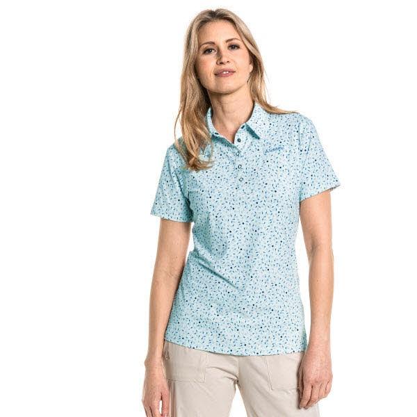 Schöffel Polo Shirt Linwood L bit of blue