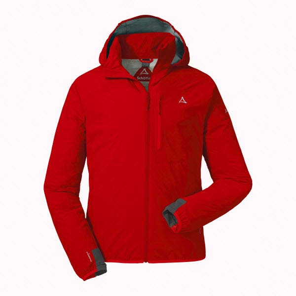 Schöffel Jacket Toronto4 fiery red