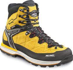 Meindl Lightpeak Pro GTX B/C gelb/schwarz