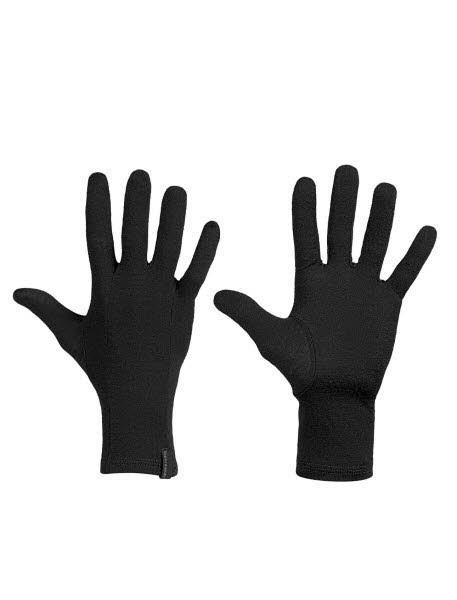 Icebreaker Oasis Gloves Liners schwarz