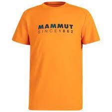 Mammut Trovat T-Shirt Men dark radiant PRT1