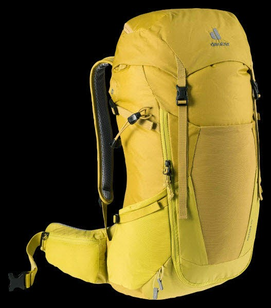Deuter Futura 26 turmeric-greencurry