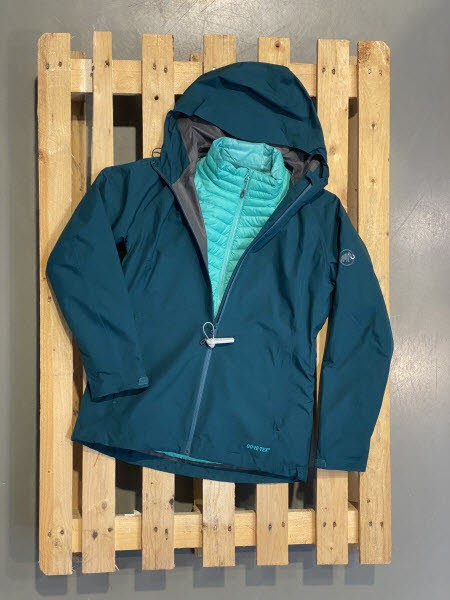 Convey 3 in 1 HS Hooded Jacket Wome