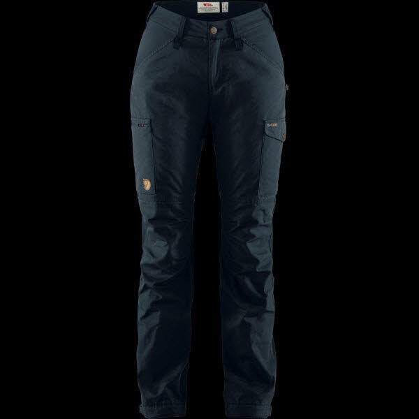 Fjäll Raven Kaipak Trousers Curved W Dark Navy