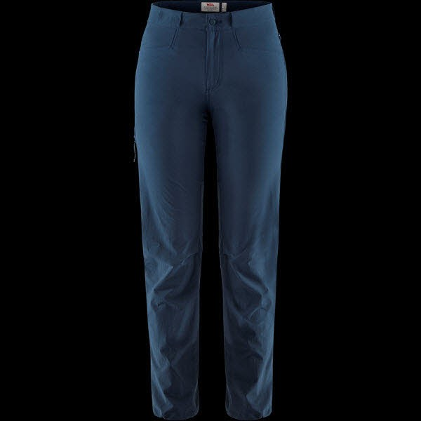 Fjäll Raven High Coast Lite Trousers W Navy