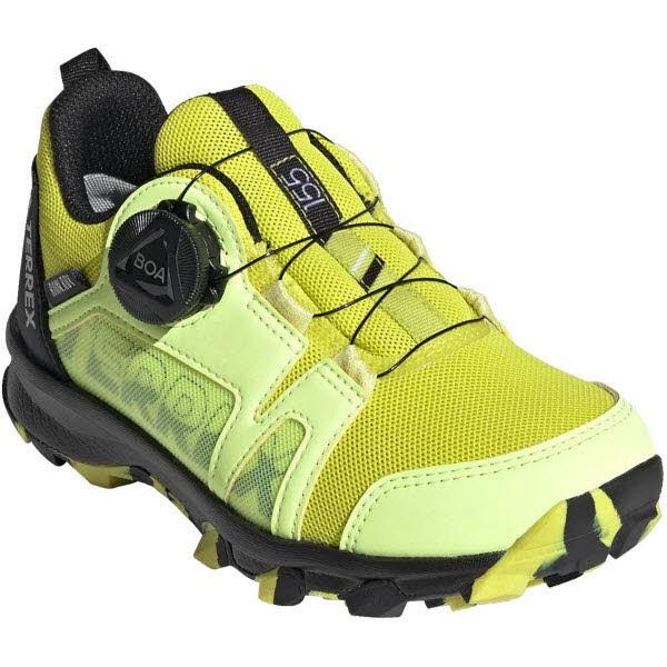 Adidas TERREX AGRAVIC BOA KIDS ACIYEL/CBLACK/HIREYE