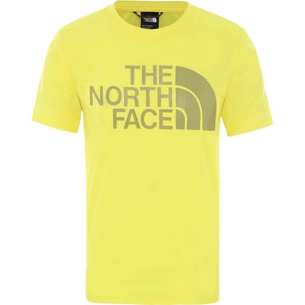 The North Face M REAXION EASY T TNF LEMON