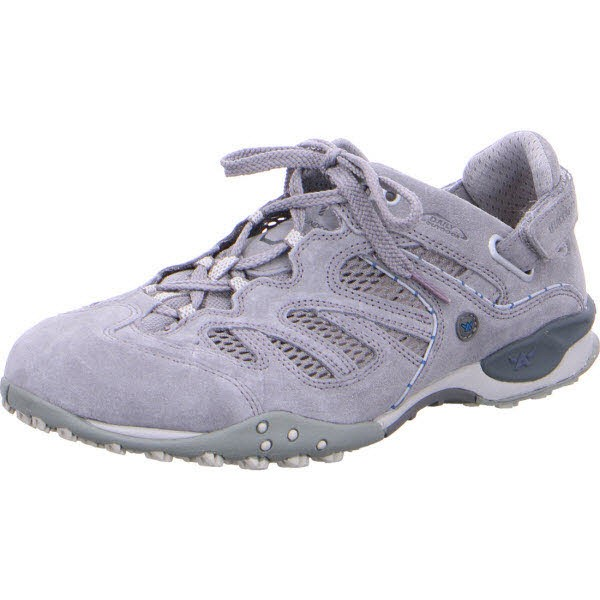 Allrounder Turbo Suede stone grey