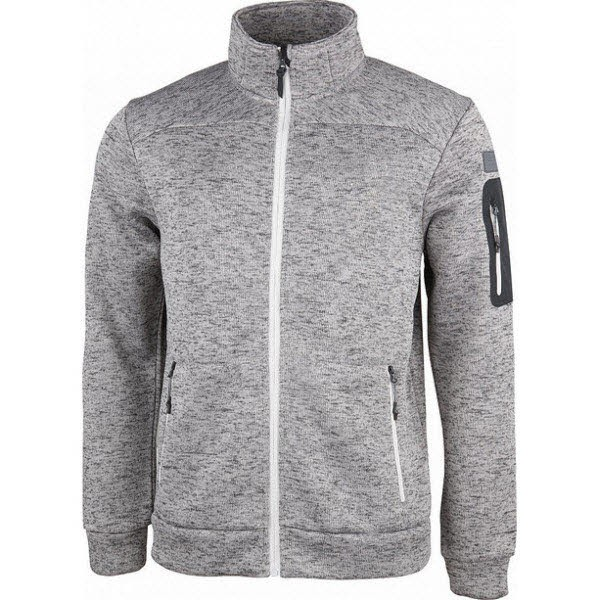 CARDWELL-M, Men's Fleece ash