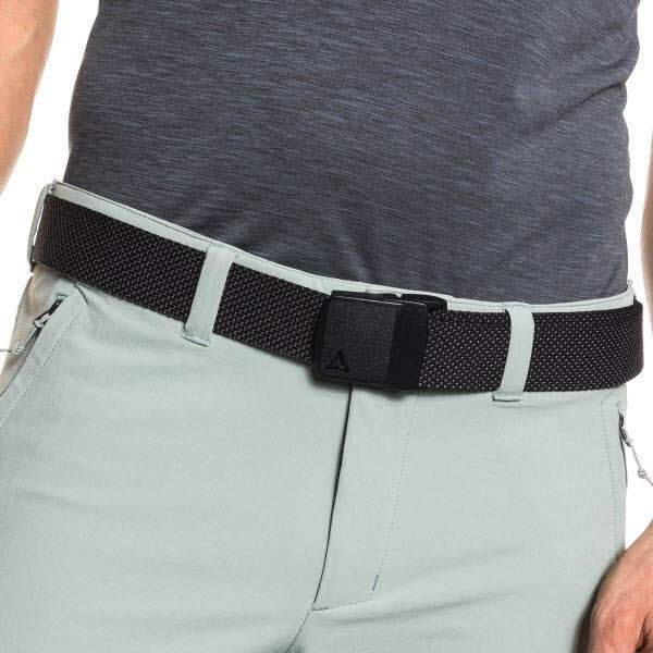 Schöffel Belt Saleccia black